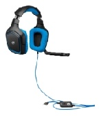 (981-000537) Гарнитура Logitech Surround Sound Gaming Headset G430 (G-package) NEW